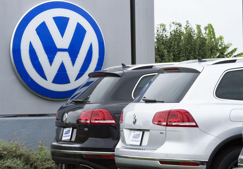 Carros afectados vao ser comprados pela Volkswagen