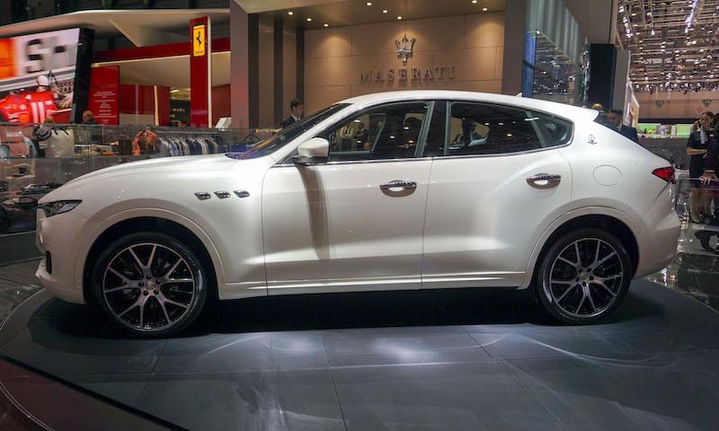 Maserati Levante S. O SUV Italiano já tem preço ...