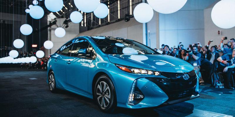 Toyota Primus Prime a revelacao