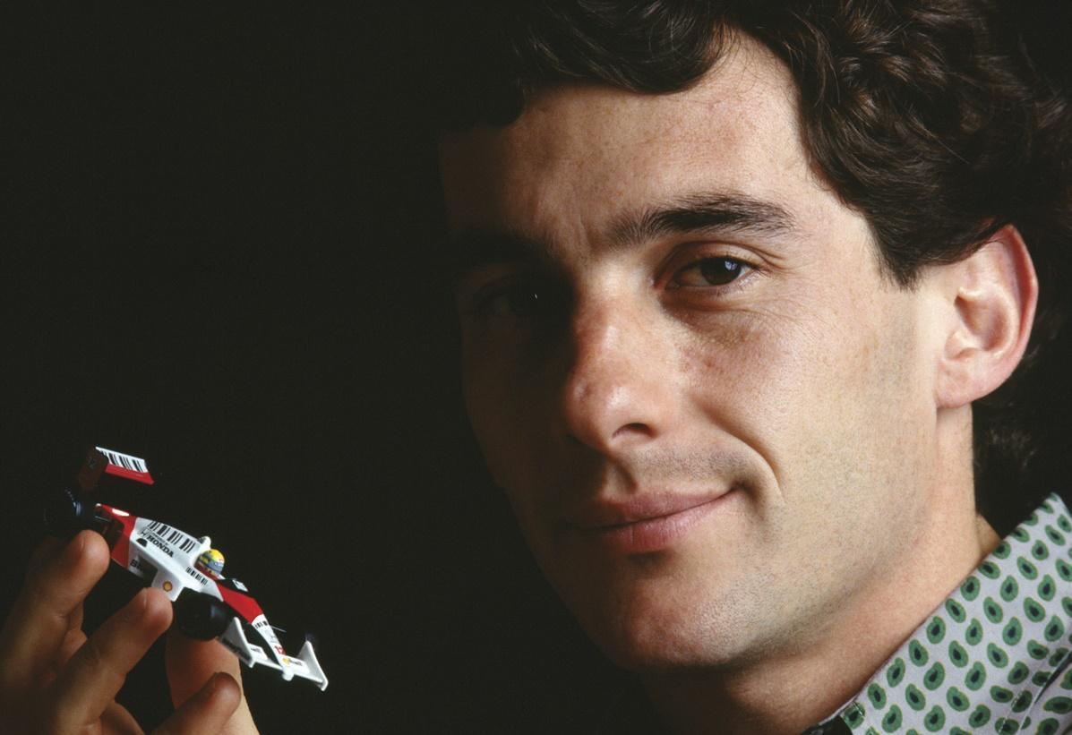 22 anos sem Ayrton Senna