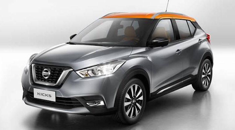 Kicks o novo Crossover da Nissan