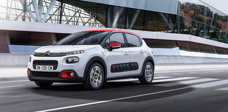 Citroën C3. Primeiras fotos da terceira geração reveladas