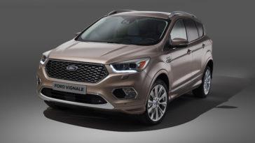 Kuga Vignale e novo SUV de Luxo da Ford