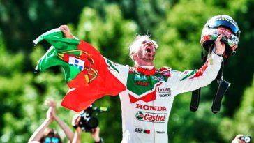 Tiago Monteiro e a vitoria desejada no WTCC 45 Circuito Internacional de Vila Real