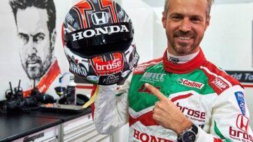 WTCC 45 Circuito Internacional de Vila Real - Tiago Monteiro garante lugar na pole-position