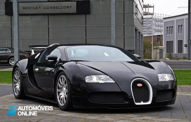 cristiano ronaldo recebe o novo bugatti veyron supersport autom veis online a sua revista de