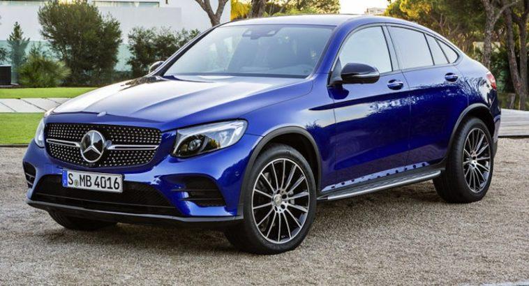 Mercedes Glc Coupe >> Mercedes GLC Coupé. O SUV da Mercedes já preços - Automóveis Online