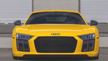 Audi R8 biturbo e 1000 cv de potencia