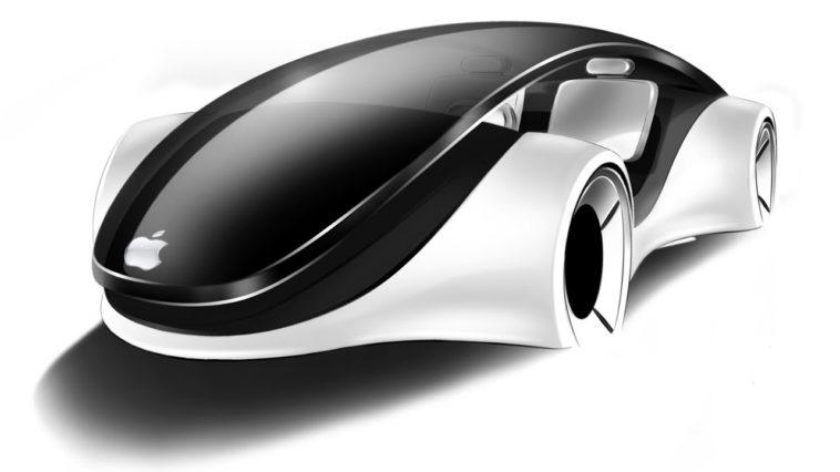 Apple Car produzido pela Magna Steyr