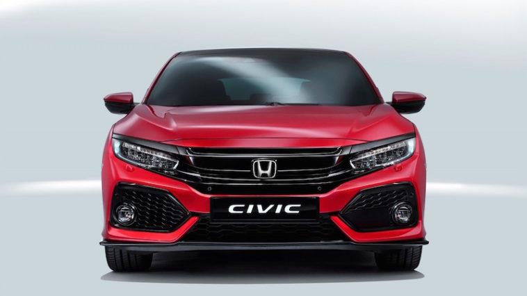 Honda Civic chega à décima geração