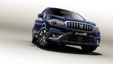 S-Cross. Terceira geração do SUV da Suzuki