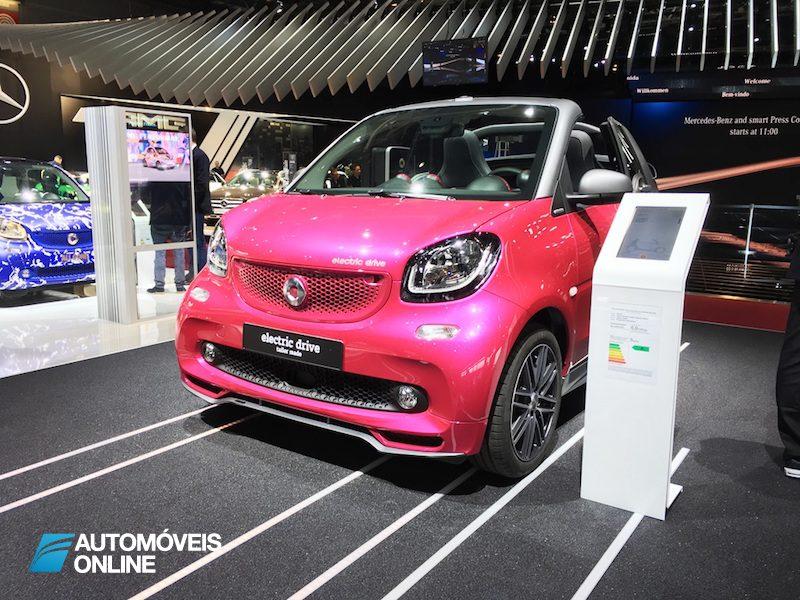 Salão Automóvel de Paris Smart