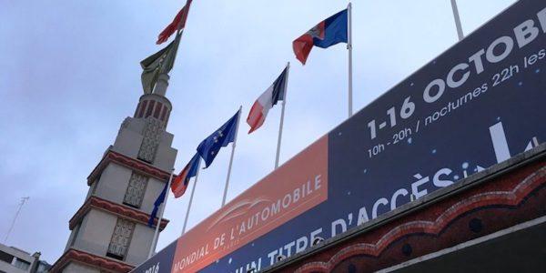 Salão Automóvel de Paris. Primeiras imagens