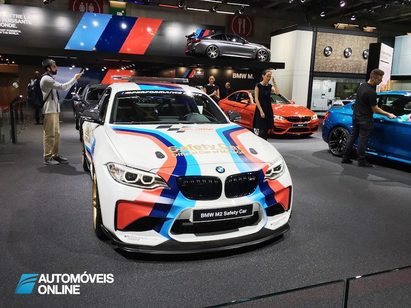 Salão Automóvel de Paris BMW