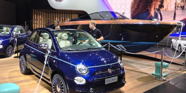 Salão Automóvel de Paris Fiat