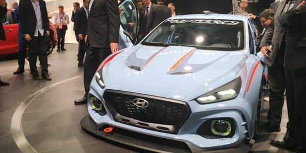 Salão Automóvel de Paris  Hyundai