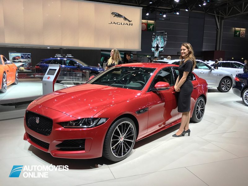 Salão Automóvel de Paris Jaguar