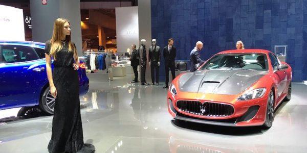 Salão Automóvel de Paris Maserati
