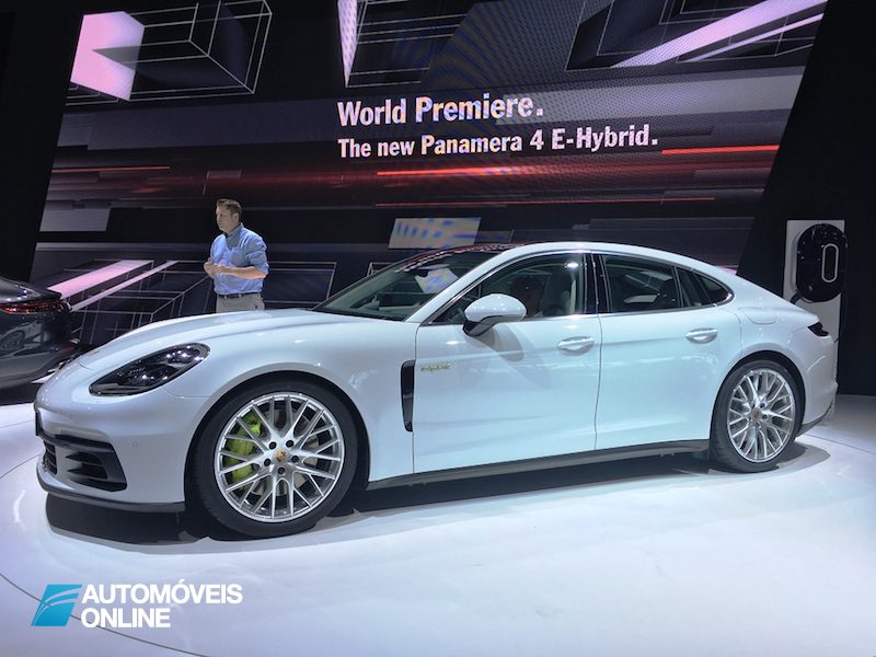 Salão Automóvel de Paris Porsche