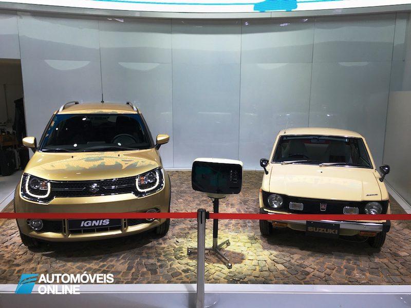 Salão Automóvel de Paris Suzuki