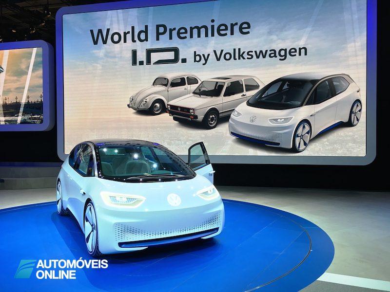 Salão Automóvel de Paris Volkswagen