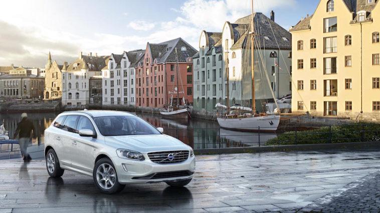 Volvo XC60 Dynamic Edition. Um SUV especial