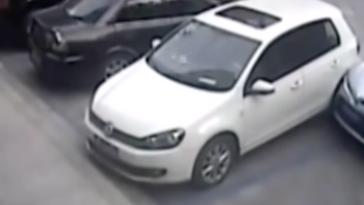 Estacionamento. O teu carro apareceu batido?