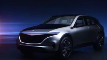 Geração EQ. Mercedes-Benz Electric Cars
