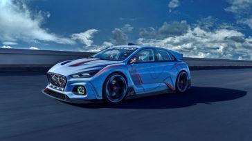 Hyundai RN30 Concept. Revela o Futuro