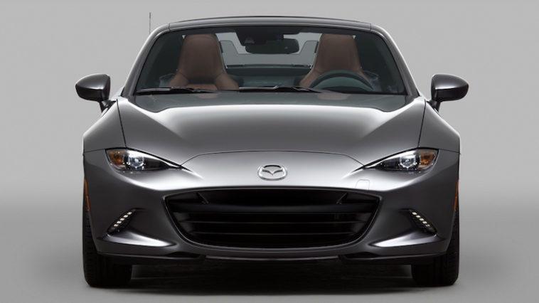 Mazda MX-5 RF Já comecou a producão