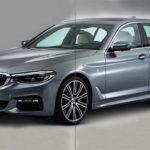 Novo BMW Serie 5 revelado antes do lancamento