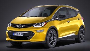 Opel Ampera-e. E mais autonomia
