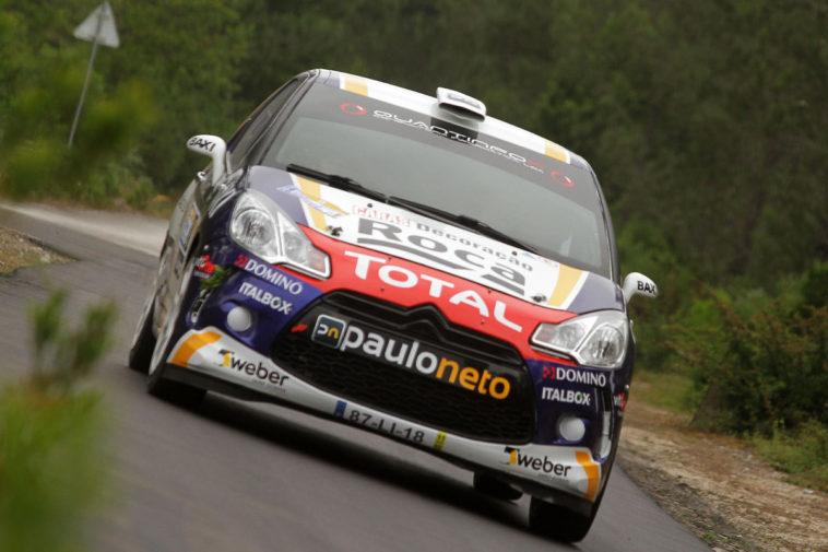 Rallye Casino de Espinho 2016. A luta continua
