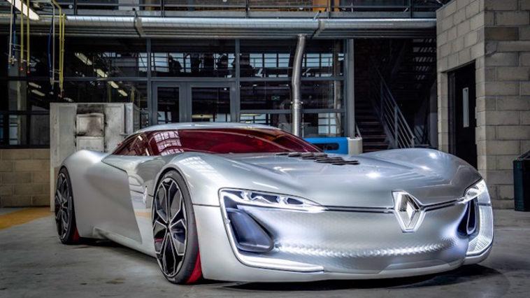 Renault Trezor. Uma Visao do futuro