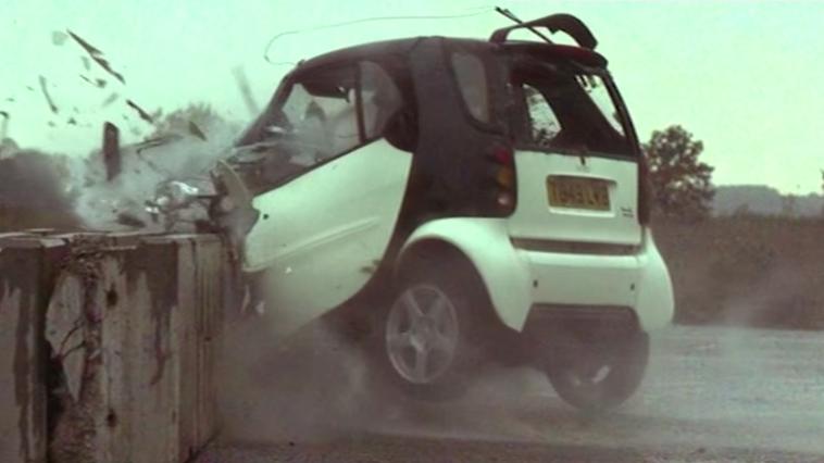Smart Fortwo é ou não um carro seguro?