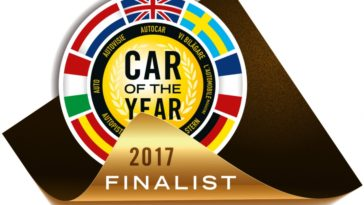 Car Of The Year 2017 lista dos finalistas