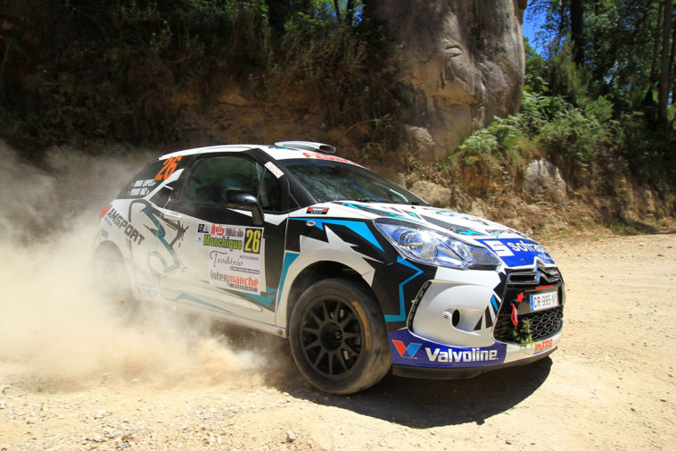 Rallye Casinos Algarve luta pelo título
