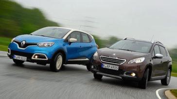 Renault Captur ou Peugeot 2008? Qual é o melhor?