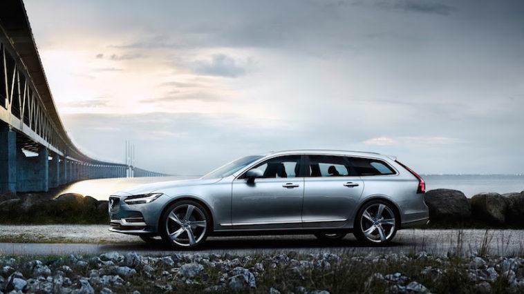 Volvo V90 ganha prémio Carro do Ano