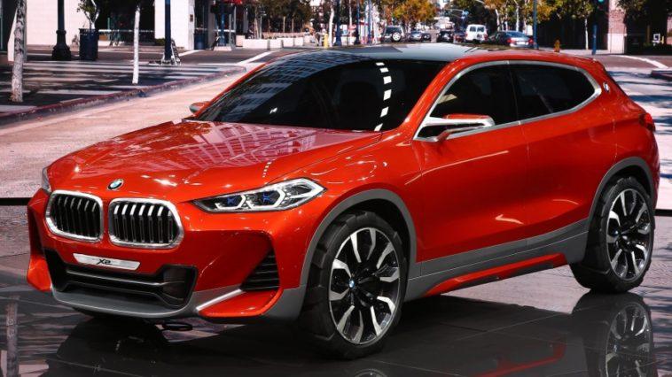 BMW X2 no mercado já em 2018