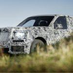 Cullinan SUV Rolls-Royce