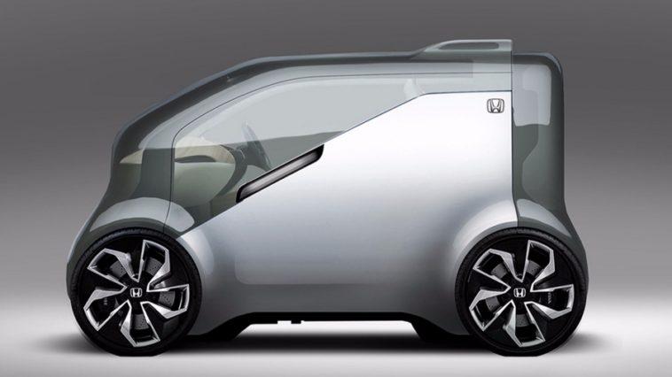 Honda vai apresentar o NeuV AI Concept