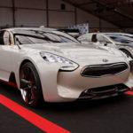 Kia GT 2017