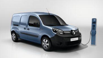 Renault Kangoo Z.E. com mais autonomia