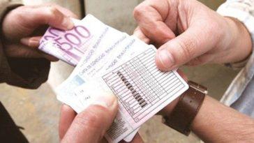 Fraude na Carta de Condução por Pontos