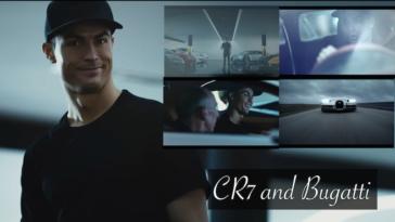 CR7 testa supercarro de 2,4 milhões de euros