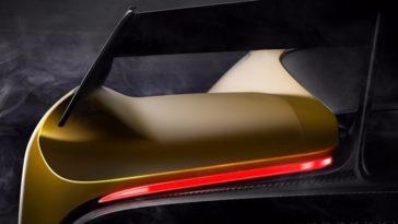 Fittipaldi EF7 Vision by Pininfarina
