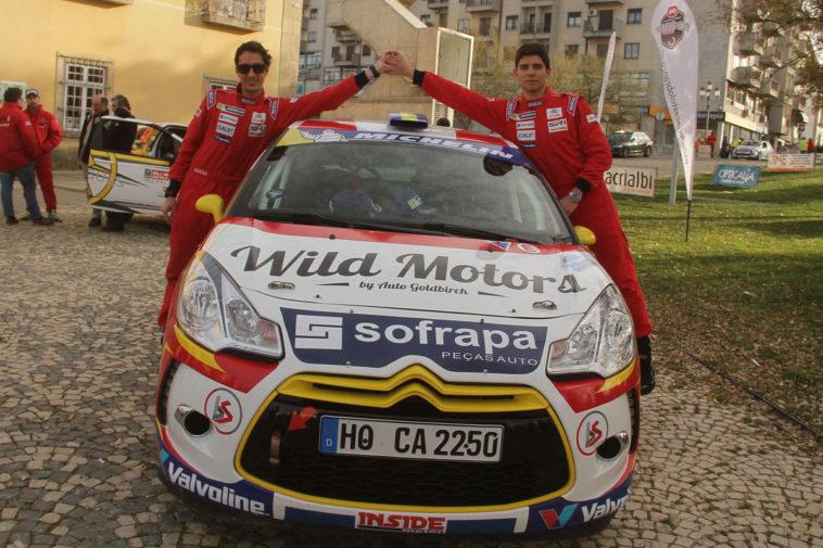Diogo Soares e Luis Rodrigues vencem Rali de Castelo Branco