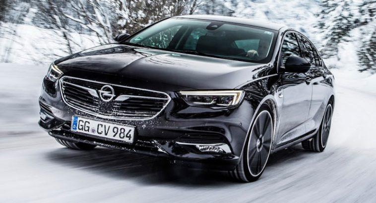 Novo Opel Insignia chega no Verão