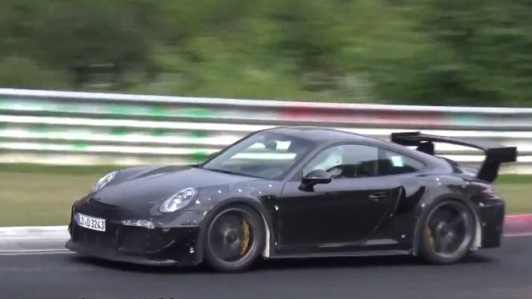 Oficial. Regresso do Porsche 911 GT2 RS